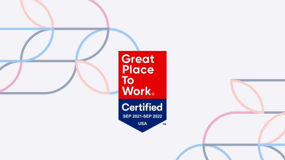 InspiringApps Celebrates its Birthday with Great Place to Work Certification™ Image