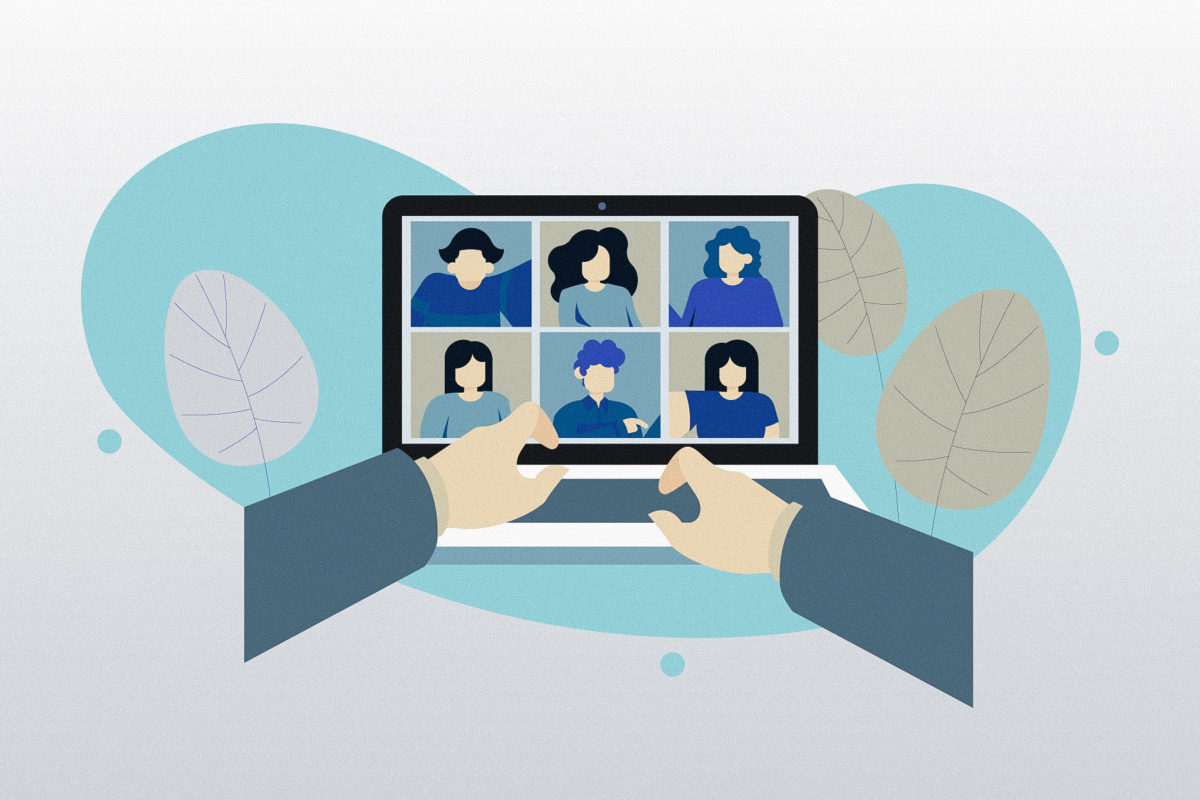 How To Demonstrate Exceptional Video Conferencing Etiquette Image